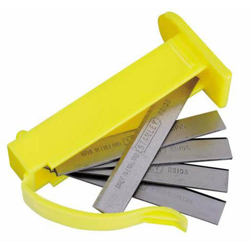 Нож для торцевого рубанка STANLEY 0-12-379
