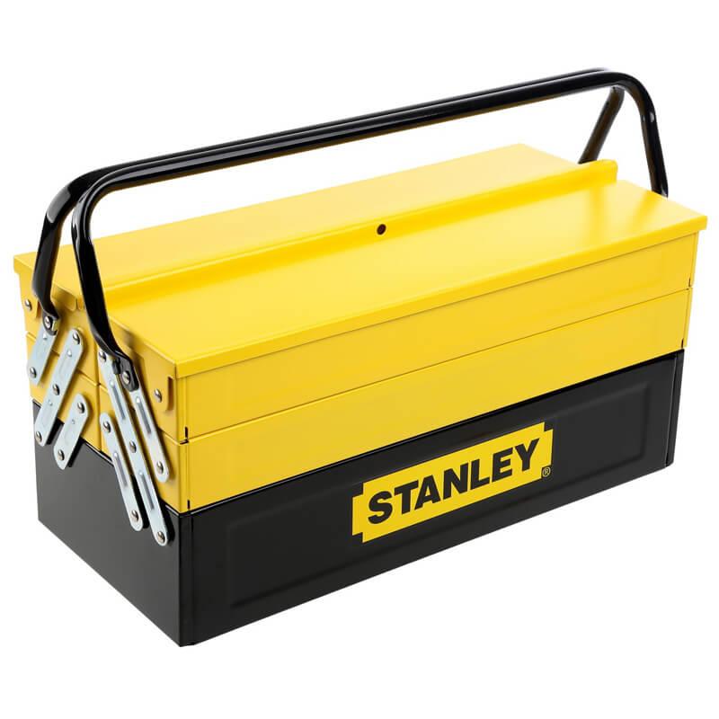 Ящик EXPERT CANTILEVER с пятью раскладными секциями металлический STANLEY 1-94-738