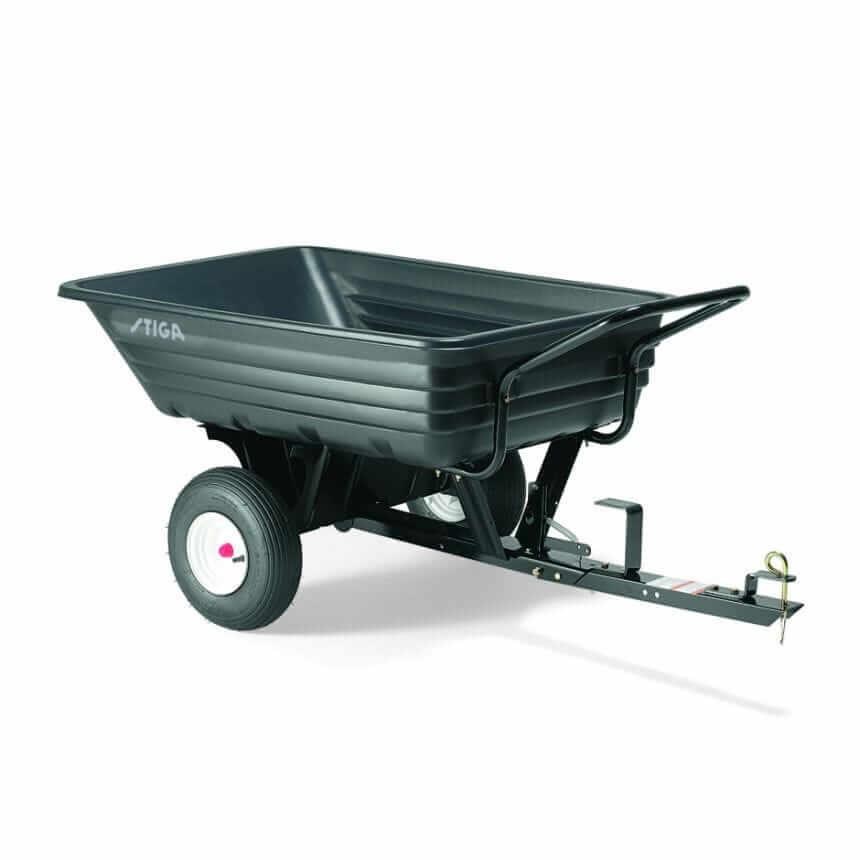 Прицеп с пластиковым кузовом STIGA 13-0952-11