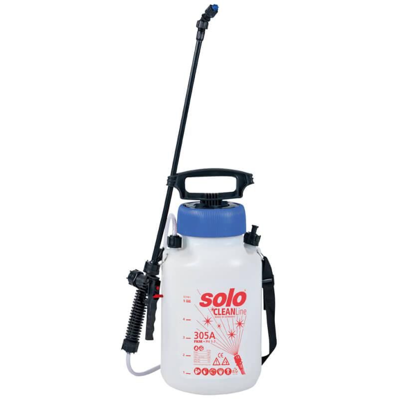 Опрыскиватель ручной плечевой SOLO 305A