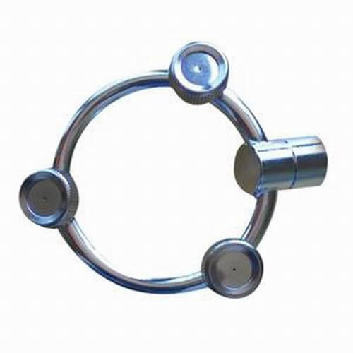 Насадка с тремя расположенными по кольцу форсунками для мотоопрыскивателей SOLO 4900184
