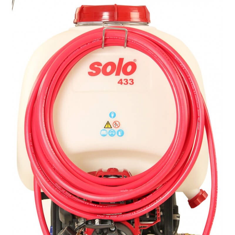 Удлинительный шланг высокого давления 10м для мотоопрыскивателей SOLO 4900191