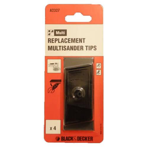 Сменный шлифовальный наконечник BLACK+DECKER A2327