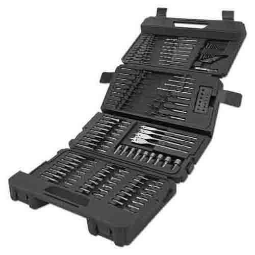 Набор бит, сверл и гаечных ключей BLACK+DECKER A7211
