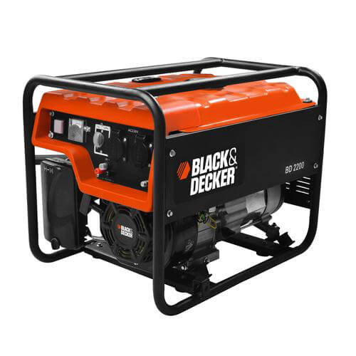 Бензиновый генератор однофазный BLACK+DECKER BD2200