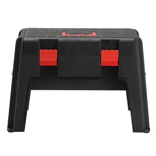 Универсальный инструментальный ящик - стул BLACK+DECKER BDST1-70587