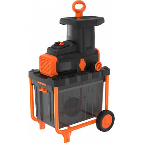 Измельчитель сетевой 2.8 кВт длина ветки 45 мм BLACK+DECKER BEGAS5800