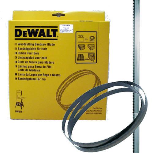 Полотно для ленточной шлифмашины DeWALT DT8476