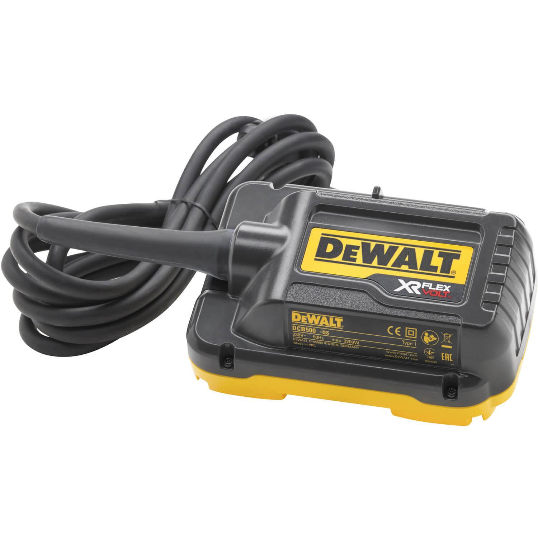 Сетевой адаптер для торцовочных пил DeWALT DCB500