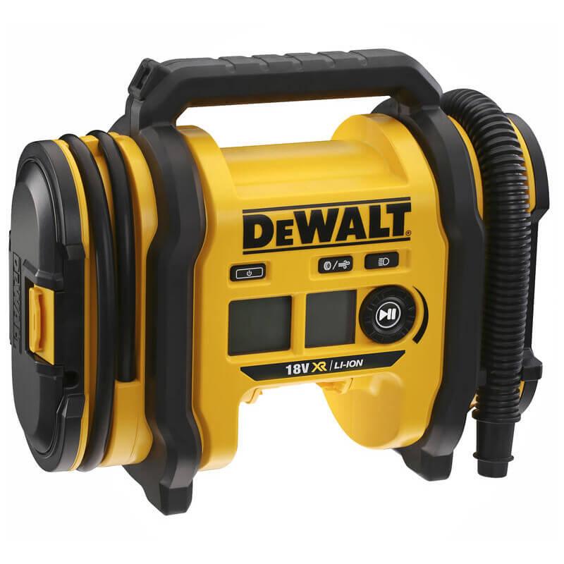 Компрессор воздушный аккумуляторный DeWALT DCC018N