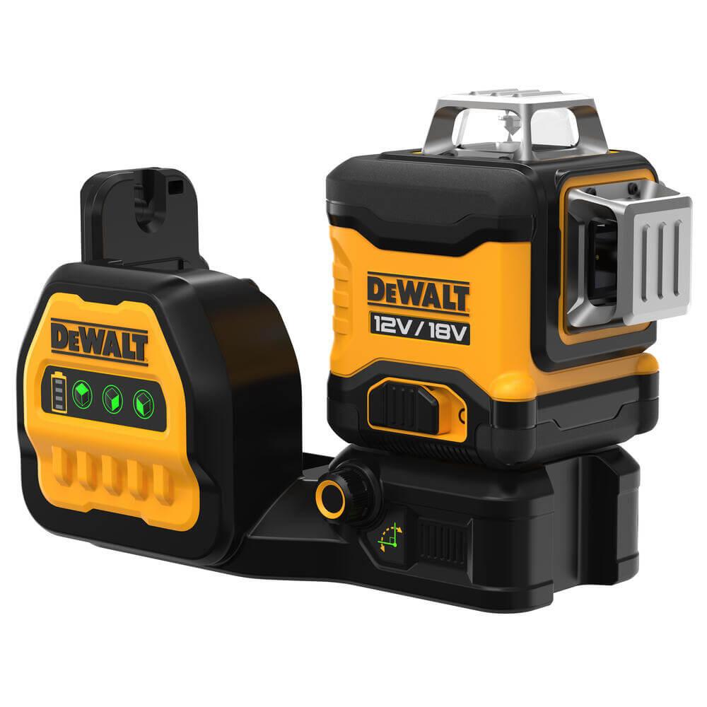 Уровень лазерный линейный DeWALT DCE089NG18
