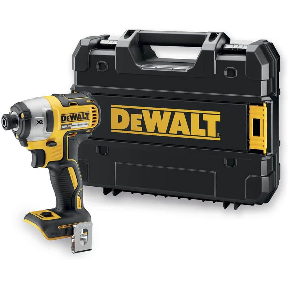 Аккумуляторный ударный шуруповерт DeWALT DCF887NT