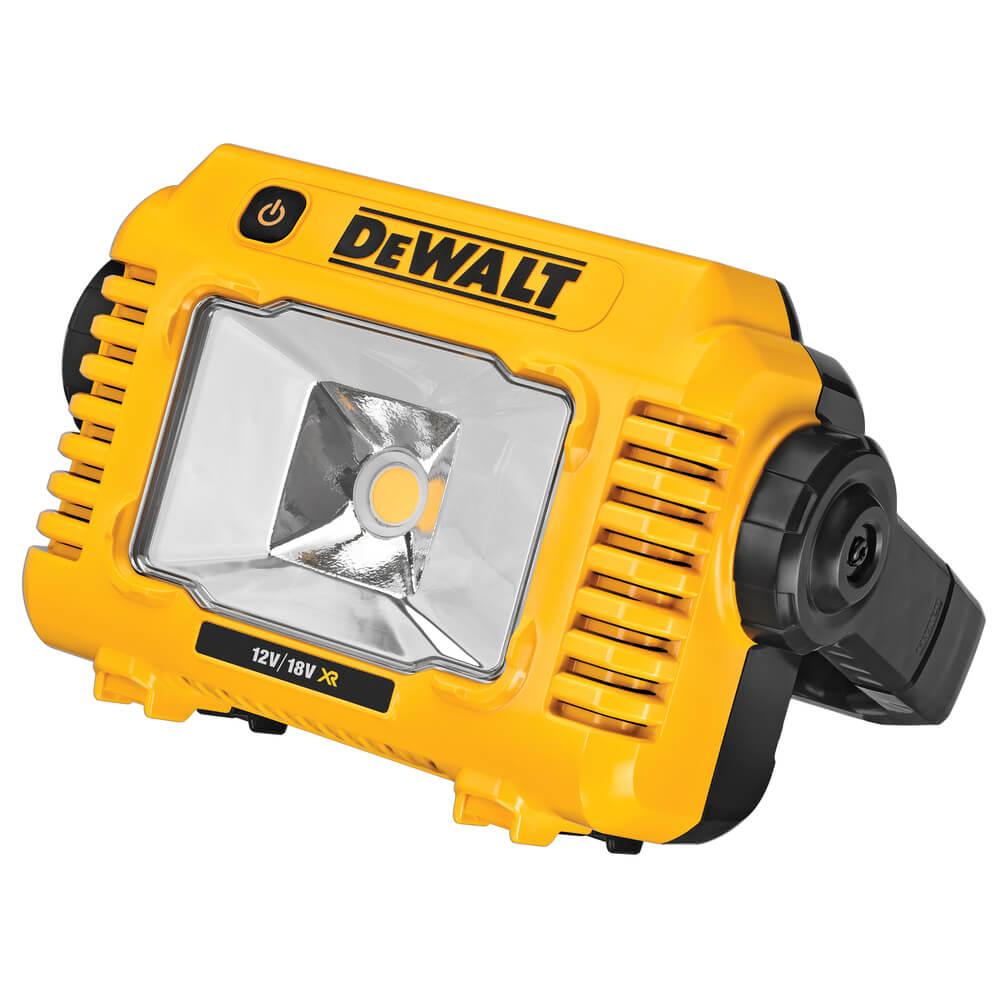 Фонарь светодиодный аккумуляторный DeWALT DCL077