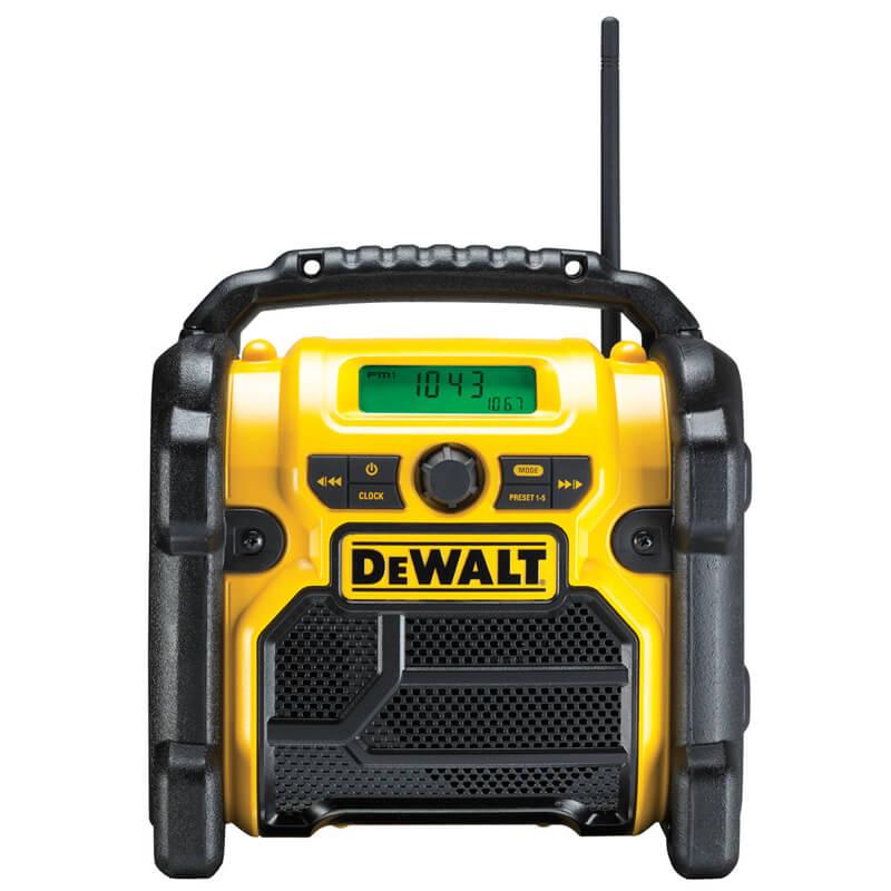 Зарядное устройство-радиоприемник DeWALT DCR019