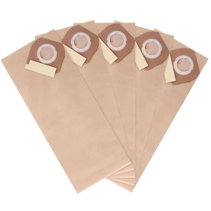 Мешки для пылесоса DCV586M, одноразовые, бумажные, упаковка 5 шт DeWALT DCV9401