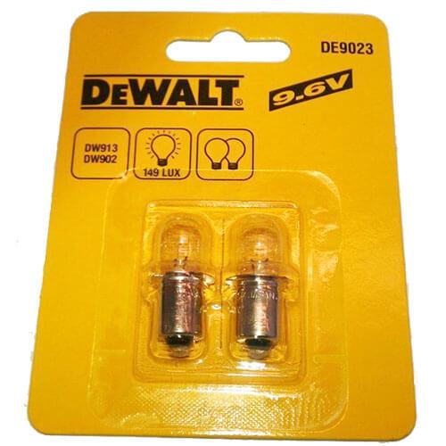 Лампа ксеноновая 9,6В DeWALT DE9023