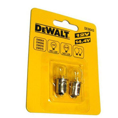 Лампа ксеноновая 12В DeWALT DE9043