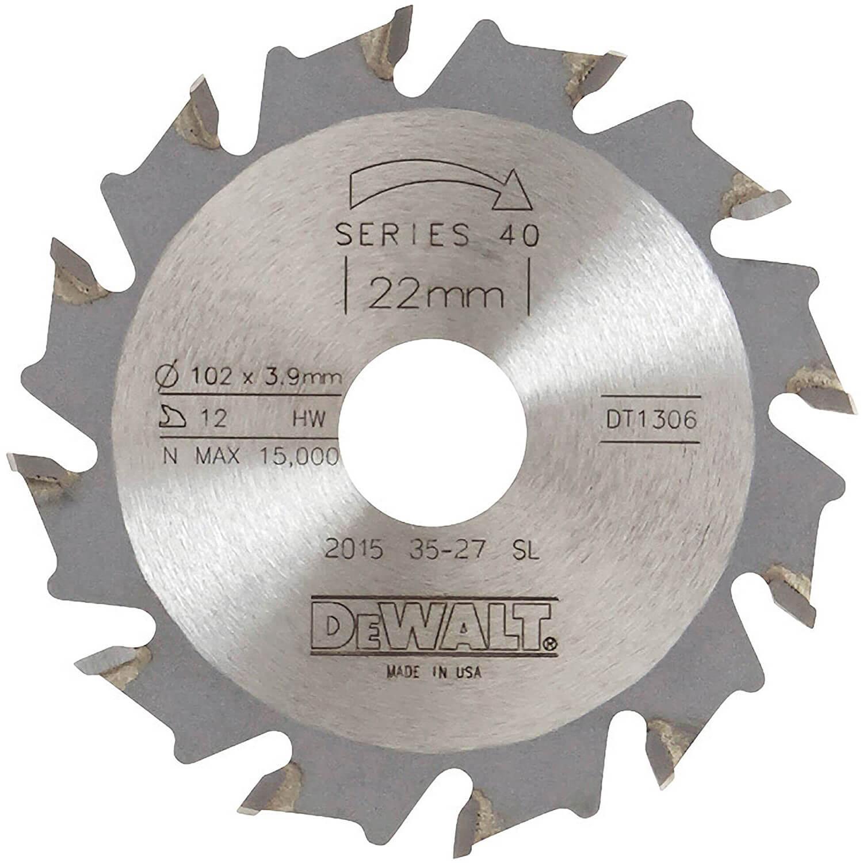 Фреза дисковая DeWALT DT1306