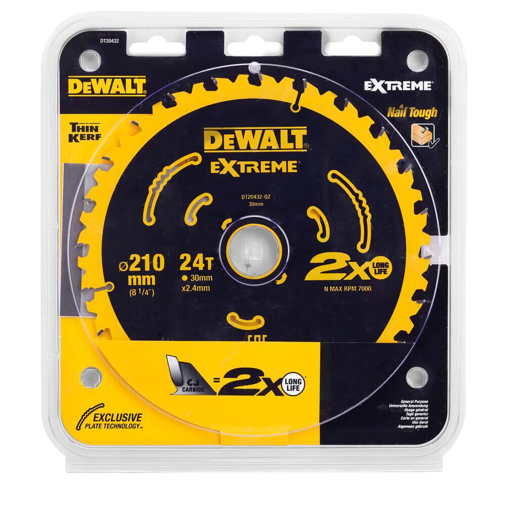 Диск пильный EXTREME DeWALT DT20432