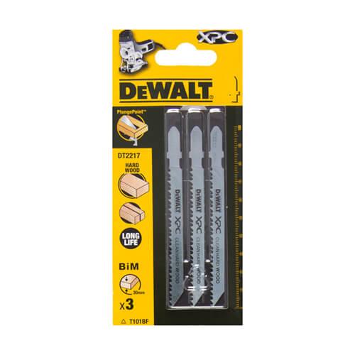 Полотно пильное DeWALT DT2217