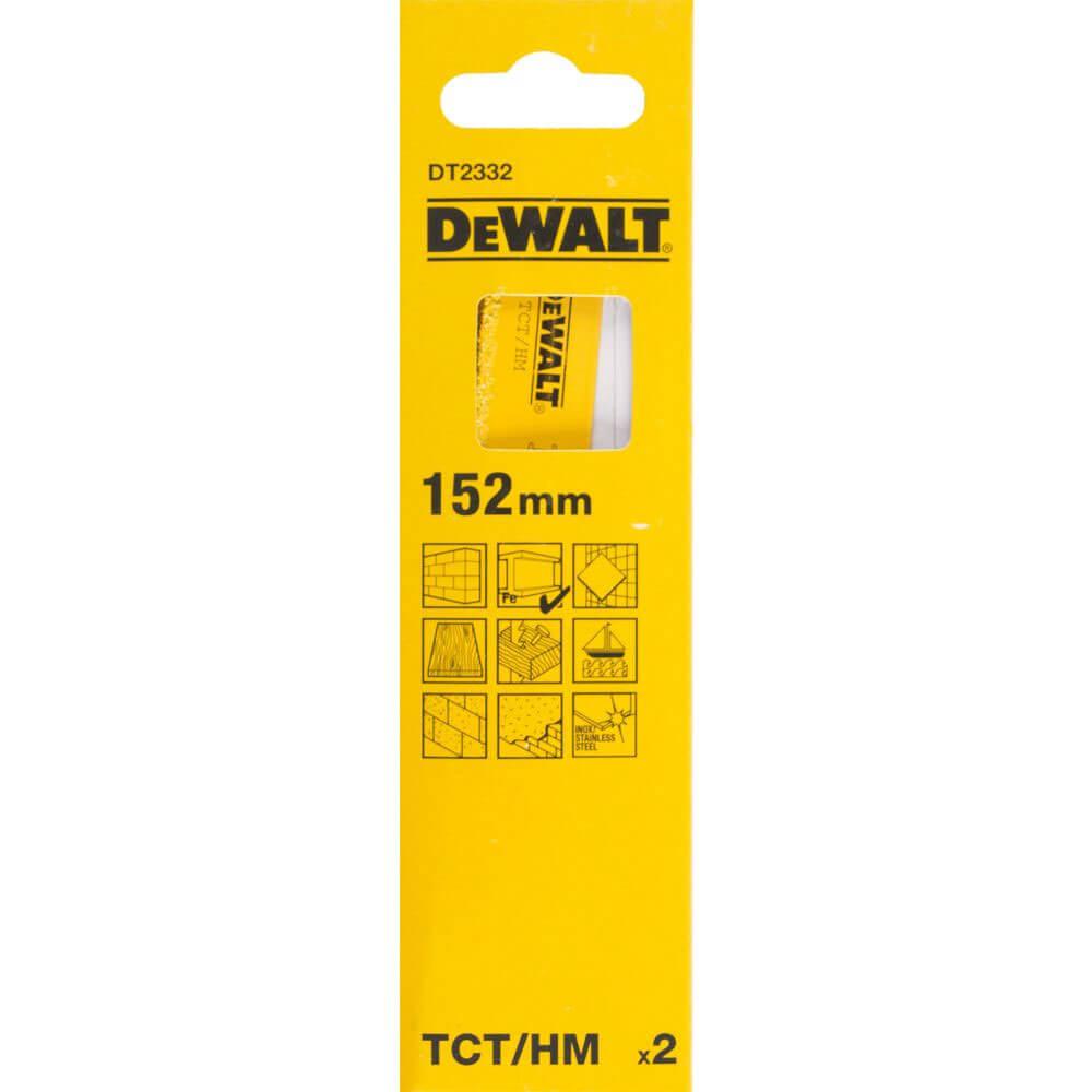 Полотно пильное DeWALT DT2332