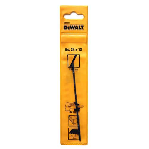 Пилочка очень тонкое фигурное вырезание DeWALT DT2511
