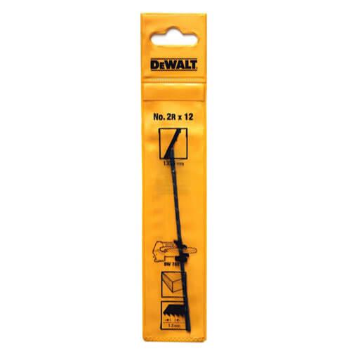 Пилочка тонкое фигурное вырезание DeWALT DT2512