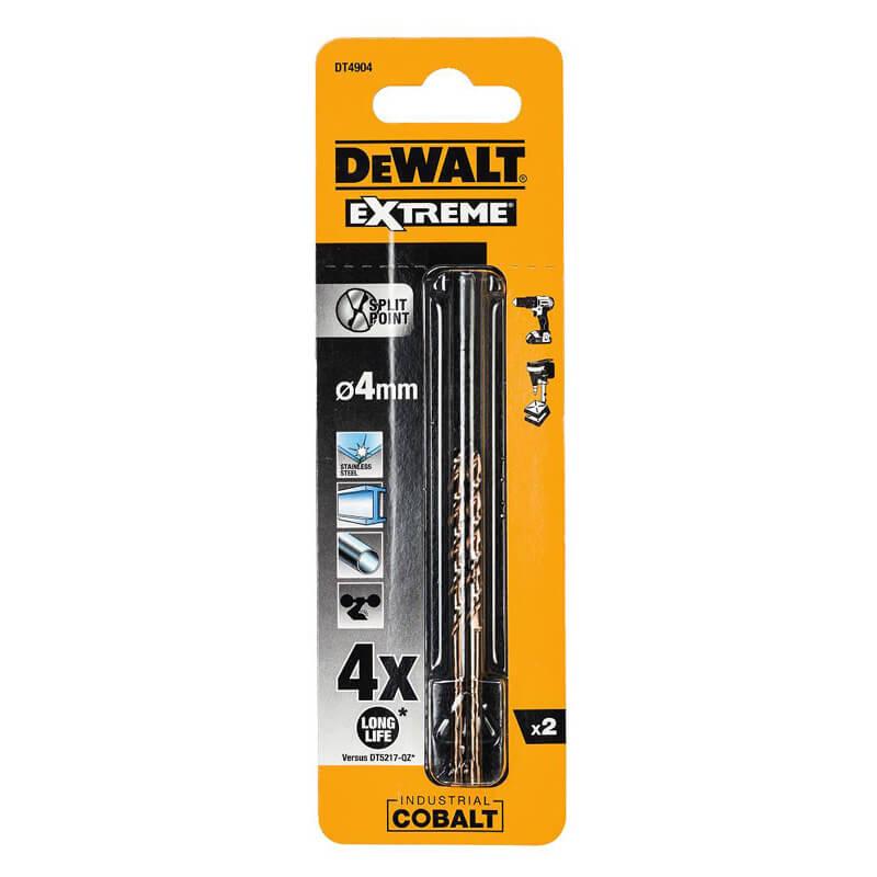 Сверло по металлу DeWALT DT4904