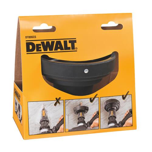 Улавливатель шлама при сверлении в вертикальном положении, для перфораторов SDS-Plus DeWALT DT89SCS