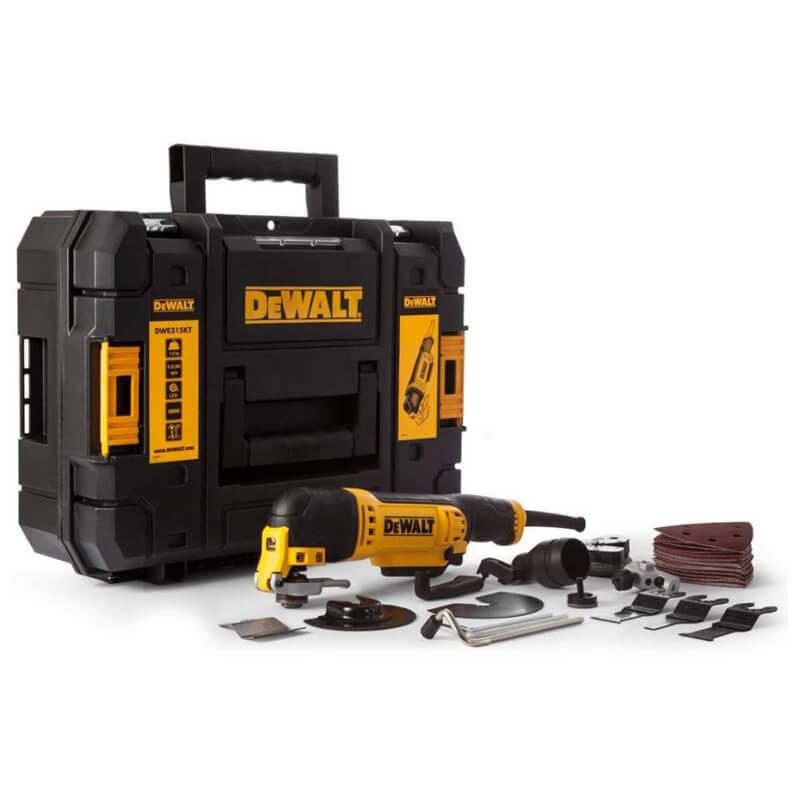 Многофункциональный инструмент DeWALT DWE315KT
