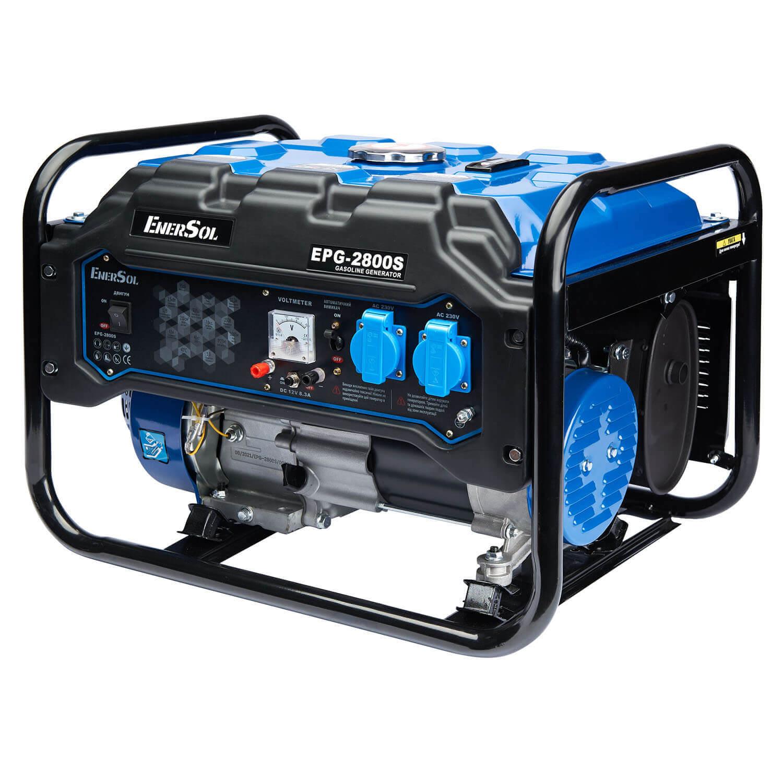 Генератор бензиновый EnerSol EPG-2800S