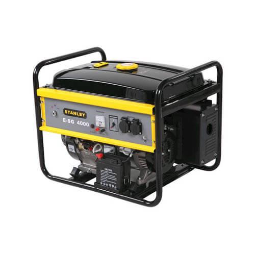 Бензиновый генератор однофазный STANLEY E_SG4000