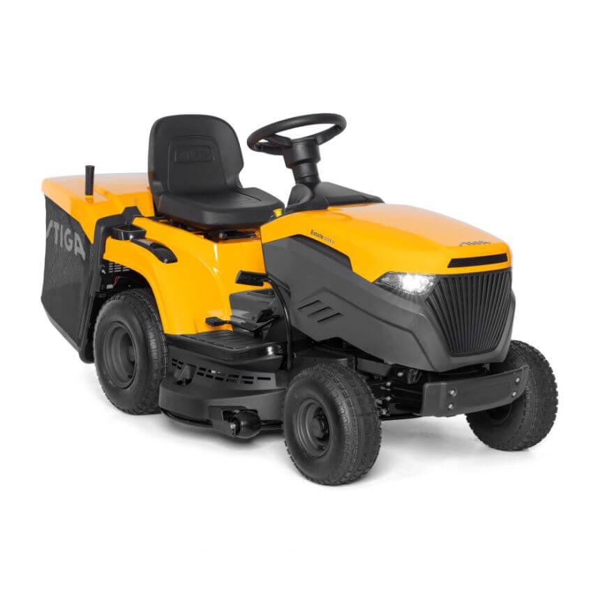 Трактор садовый с двигателем BriggsandStratton 8.6 кВт вес 165 кг STIGA Estate3098HNEW