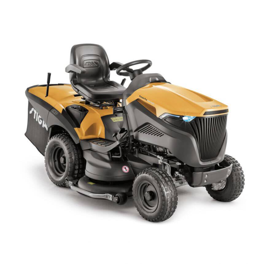 Трактор садовый с двигателем BriggsandStratton 13.1 кВт вес 300 кг STIGA EstatePRO9122XWSY