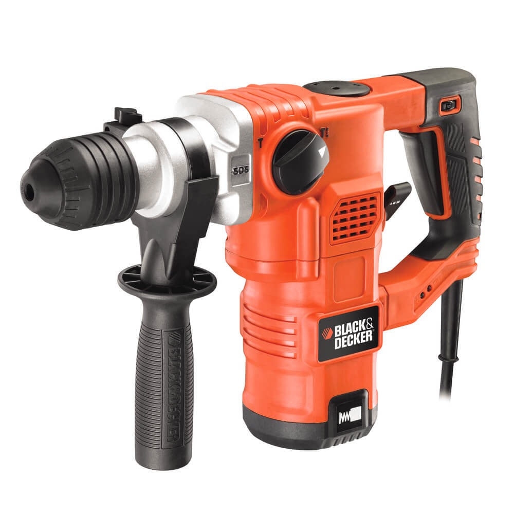 Перфоратор SDS-Plus BLACK+DECKER KD1250K