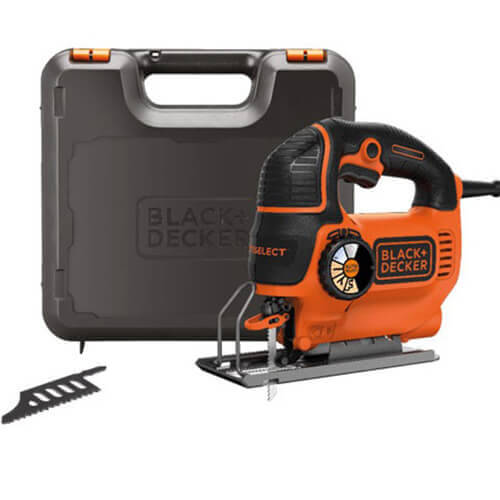 Электролобзик BLACK+DECKER KS901SEK