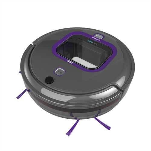 Робот-пылесос с интеллектуальной технологией BLACK+DECKER RVA420BP