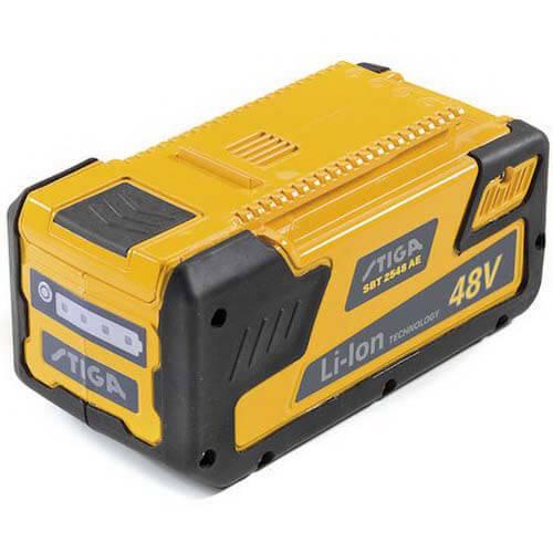 Аккумулятор Li-Ion 48В 2.5Ач STIGA SBT2548AE