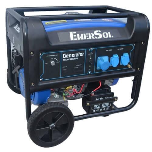 Генератор бензиновый EnerSol SG-8EBAS