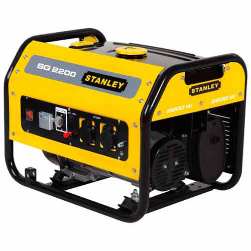 Бензиновый генератор однофазный STANLEY SG2200