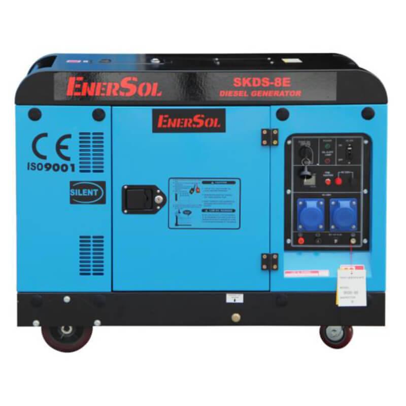 Генератор дизельный EnerSol SKDS-8EB