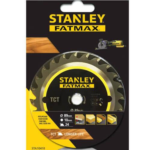 Пильный диск STANLEY STA10410