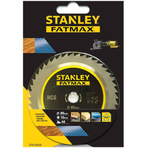Пильный диск STANLEY STA10420