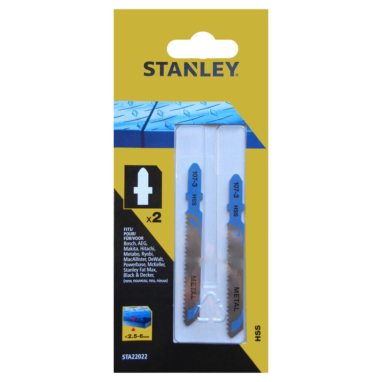 Полотно для лобзика STANLEY STA22022