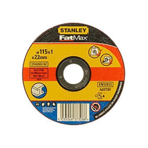 Круг отрезной по металлу STANLEY STA32632