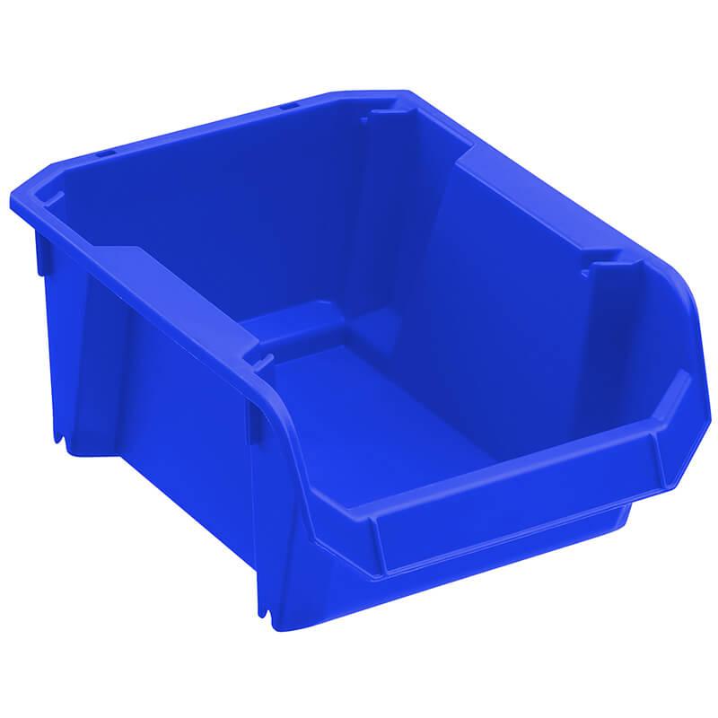 Лоток сортировочный синего цвета, размеры 165 х 120 х 75 мм STANLEY STST82737-1