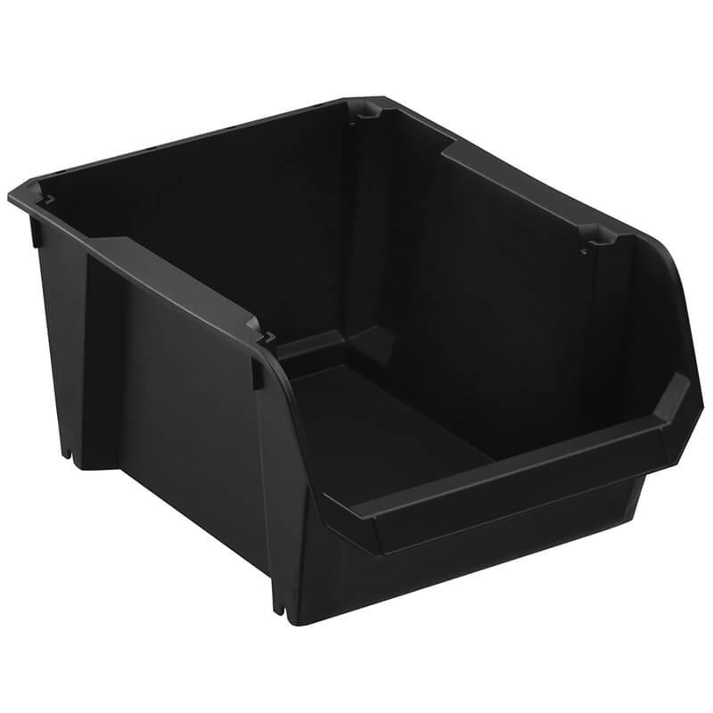 Лоток сортировочный черного цвета, размеры 340 x 226 x 155 мм STANLEY STST82741-1