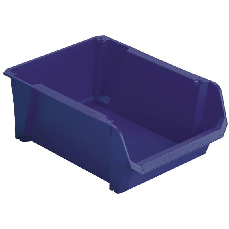 Лоток сортировочный синего цвета, размеры 340 x 226 x 155 мм STANLEY STST82743-1