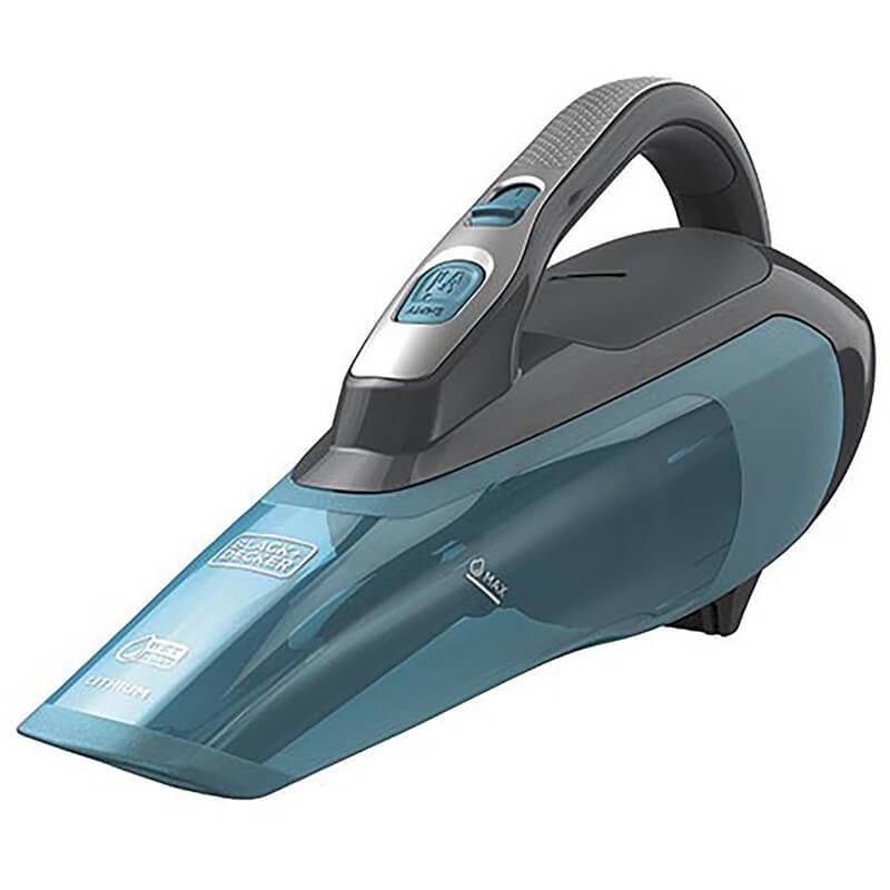 Аккумуляторный пылесос Wet+Dry 10.8 В Li-Ion для сухой и влажной уборки BLACK+DECKER WDA320J