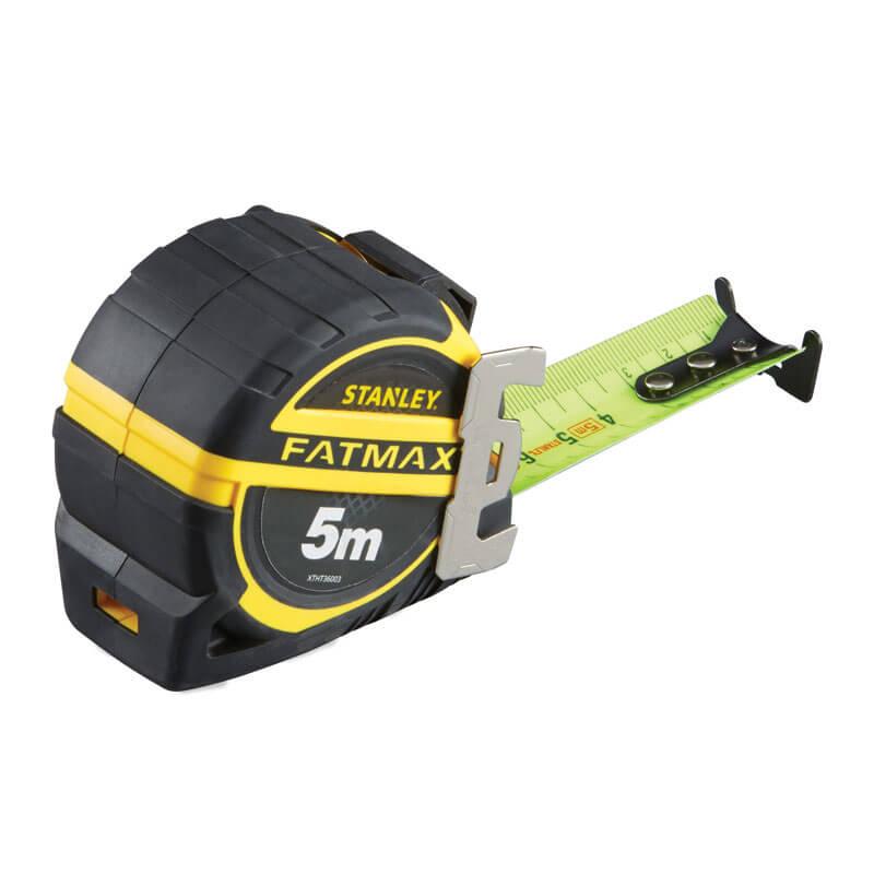 Рулетка измерительная ″FatMax® PRO II″ длиной 5 м, шириной 32 мм в обрезиненном литом корпусе STANLEY XTHT0-36003